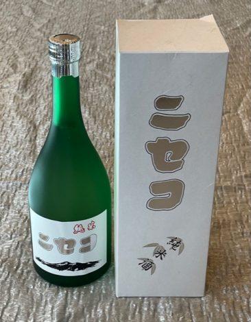 二世古 純米酒 720ml